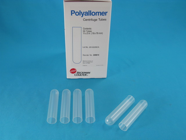 show picture gallery for Polyallomer tubes 13,5 ml (#326814) ...