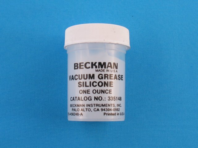 show enlarged picture for Vacuum grease for rotor O-rings. (B) (#335148) ...